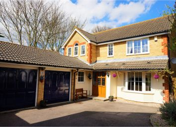 Thumbnail 4 bed detached house for sale in Friston Way, Rochester