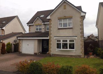 Thumbnail 6 bed detached house for sale in Burte Court, Bellshill, North Lanarkshire
