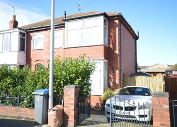 Thumbnail 3 bed semi-detached house for sale in Lowesway, Blackpool