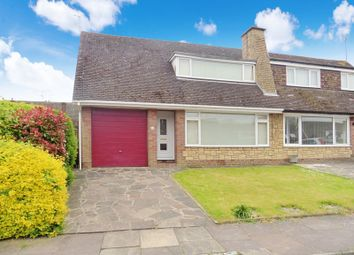 Thumbnail 3 bed semi-detached house for sale in Howard Place, Dunstable