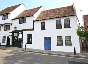 Thumbnail 2 bed flat for sale in The Crow, 15 Fishpool Street, St Albans, Hertfordshire