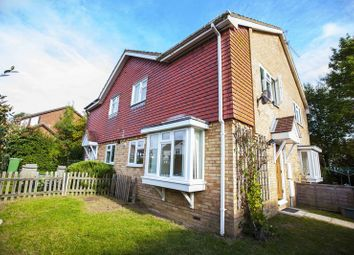Thumbnail 1 bed terraced house to rent in Longstock Close, Chineham, Basingstoke