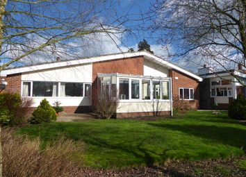 Thumbnail 4 bed detached bungalow for sale in Dunburgh Road, Geldeston, Beccles