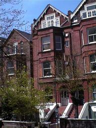 Thumbnail 1 bed flat to rent in Greencroft Gardens, West Hampstead