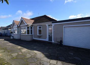 Thumbnail 3 bed semi-detached bungalow for sale in Havering Road, Romford, Essex