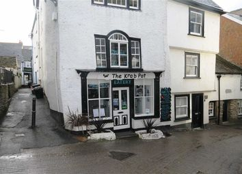 Thumbnail Restaurant/cafe for sale in The Krab Pot, 12, Fore Street, Port Isaac