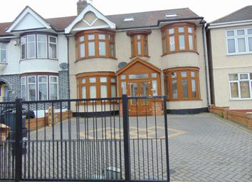 Thumbnail 7 bed terraced house to rent in Eastern Avenue, Ilford, Essex