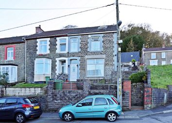 Thumbnail 4 bed terraced house for sale in Laura Street, Treforest, Pontypridd