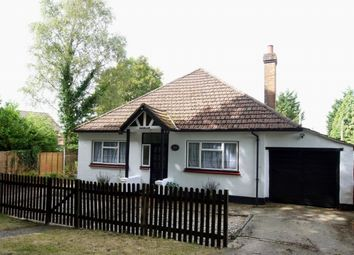 Thumbnail 3 bed detached bungalow for sale in Orpington By Pass, Badgers Mount, Sevenoaks