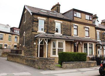 Thumbnail 3 bedroom end terrace house for sale in Laisteridge Lane, Bradford