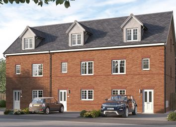 "Thumbnail 4 bed semi-detached house for sale in ""The Ulbridge"" at William Nadin Way, Swadlincote"