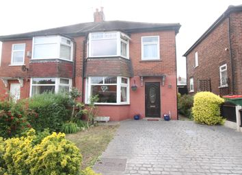 Thumbnail 3 bed semi-detached house for sale in Russell Avenue, Preston, Lancashire