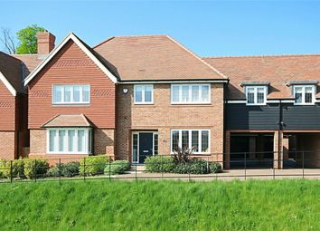 Thumbnail 6 bed detached house for sale in Bowlby Hill, Gilston, Harlow, Hertfordshire