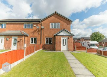 Thumbnail 2 bed end terrace house for sale in Alfred Street, Bury
