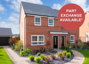 """Thumbnail 4 bed end terrace house for sale in """"Kingsville"""" at Black Scotch Lane, Mansfield"""