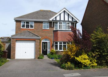 Thumbnail 4 bedroom detached house to rent in Hazel Grove, Bexhill-On-Sea