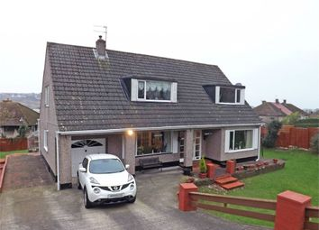 Thumbnail 4 bed detached bungalow for sale in Foxhouses Road, Whitehaven, Cumbria