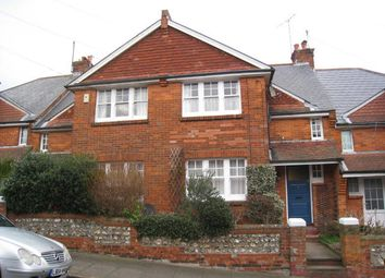 Thumbnail 2 bed terraced house for sale in Parsonage Road, Eastbourne