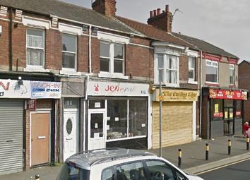 Thumbnail 1 bed terraced house to rent in Raby Road Commercial Unit, Hartlepool
