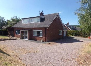 Thumbnail 3 bed detached bungalow to rent in Castle Park, Ruthin