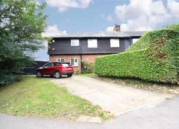 4 bed semi-detached house for sale in Bowyers Cottages, London Road, Wrotham, Sevenoaks TN15