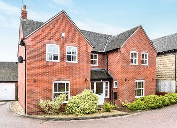 Thumbnail 4 bed detached house for sale in Sundial Close, Brailsford, Ashbourne