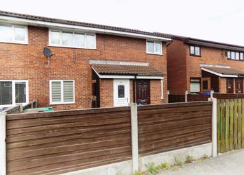 Thumbnail 2 bed flat for sale in Gorton Lane, Manchester