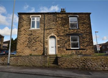 Thumbnail 1 bedroom terraced house for sale in Cemetery Road, Pudsey, West Yorkshire