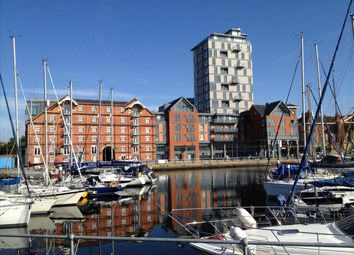 Thumbnail 2 bed flat to rent in The Cambria, Regatta Quay, Key Street, Ipswich