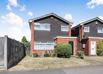 Thumbnail 3 bedroom detached house for sale in Langbank Avenue, Ernsford Grange, Coventry, West Midlands