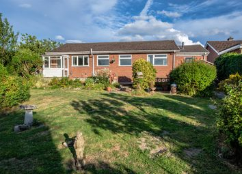 Thumbnail 3 bed detached bungalow for sale in The Hawthorns, 4 Holcombe Drive, Llandrindod Wells