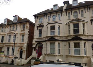 Thumbnail 2 bed flat for sale in Cornwallis Gardens, Hastings