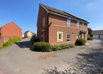Thumbnail 3 bed semi-detached house to rent in Hawthorn Road, Melksham