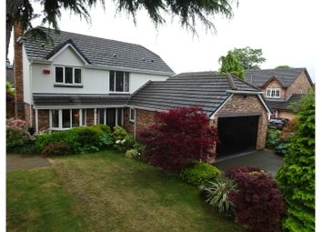 Thumbnail 4 bed detached house for sale in Osbourne Close, Wirral