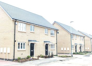 Thumbnail 2 bed detached house for sale in Bower Place, Cottingham, Cambridge
