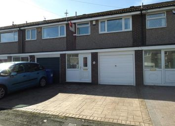 Thumbnail 3 bed terraced house for sale in Winster Grove, Heaviley, Cheshire, Stockport