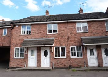 Thumbnail 2 bed terraced house to rent in Silver Street, Whitwick, Coalville