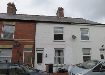 Thumbnail 2 bed terraced house to rent in Cambridge Street, Chard