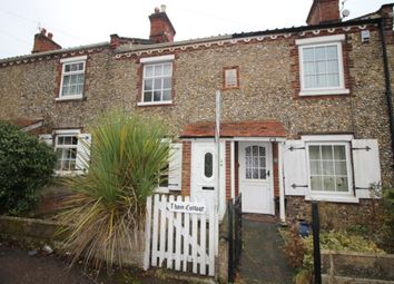 Thumbnail 2 bed terraced house for sale in School Lane, Thorpe St. Andrew, Norwich
