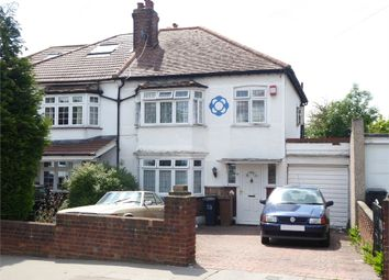 Thumbnail 3 bed semi-detached house for sale in Springfield Road, Thornton Heath, Surrey