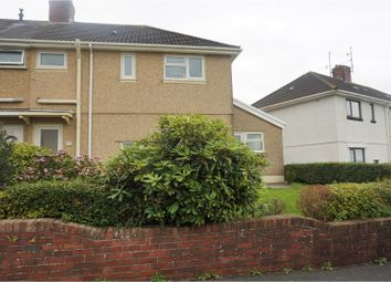 Thumbnail 3 bed semi-detached house for sale in Grant Street, Llanelli