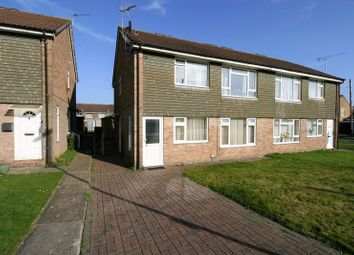 Thumbnail 2 bed flat for sale in Freegrounds Avenue, Hedge End, Southampton