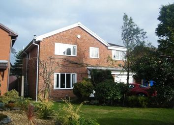 Thumbnail 4 bed property to rent in Dorstone Close, Hindley Green, Wigan