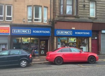 Thumbnail Retail premises for sale in Broomlands Street, Paisley