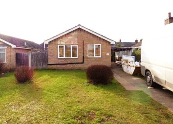 Thumbnail 2 bed detached bungalow for sale in Gynewell Grove, Lincoln