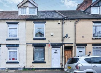 Thumbnail 2 bed terraced house for sale in York Street, Sutton-In-Ashfield, Nottinghamshire, Notts