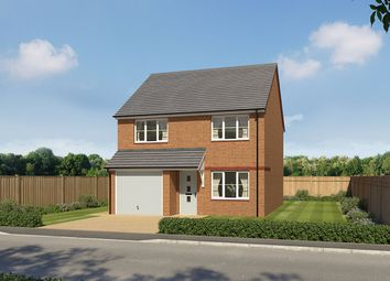 "Thumbnail 3 bed detached house for sale in ""Birch"" at Mosley Common Road, Tyldesley, Manchester"