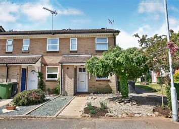 Thumbnail 2 bed end terrace house for sale in Montagu Close, Swaffham