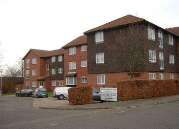 Thumbnail 2 bed flat to rent in Sandringham Court, Dorset Road, Belmont