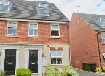 Thumbnail 3 bed property for sale in Hillside Gardens, Wittering, Peterborough
